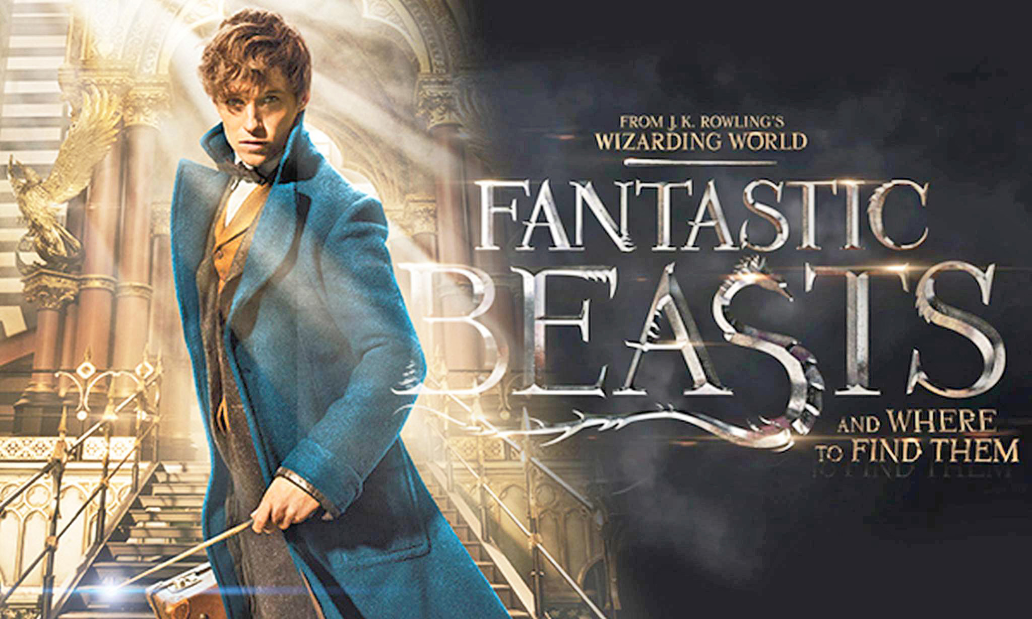 Film Review: Fantastic Beasts And Where To Find Them ...