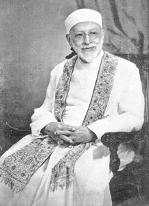 Dasturji Dr. Manekji Naserwanji Dhalla.