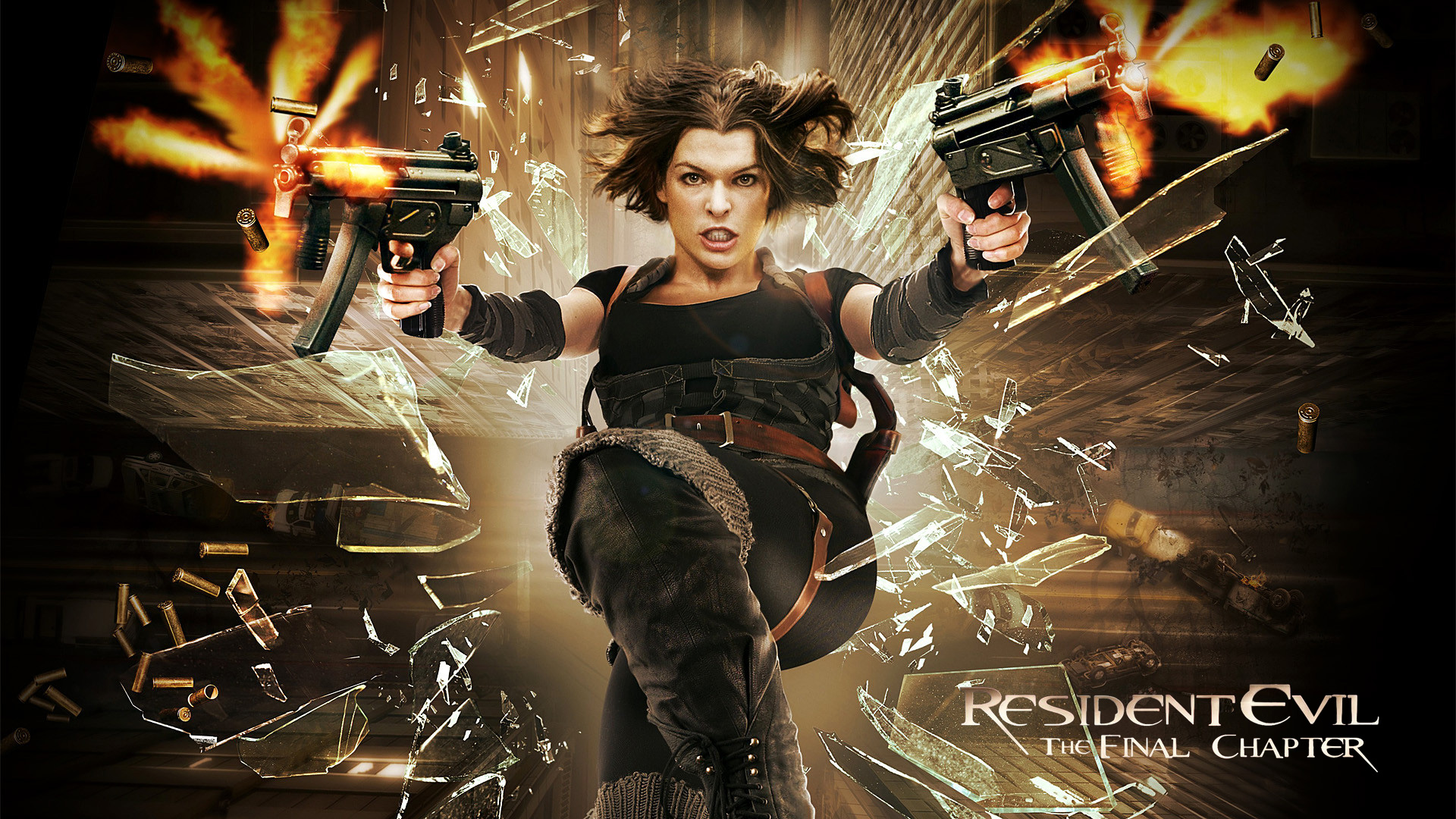 Film Review Resident Evil The Final Chapter Parsi Times
