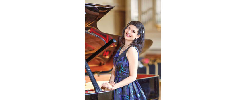 Farah Ghadiali Wins 'All India Western Classical Vocal